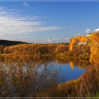 Золото осени :: Виктор Бондаренко