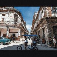 """""""Старая"""" Гавана...Куба! :: Александр Вивчарик"""