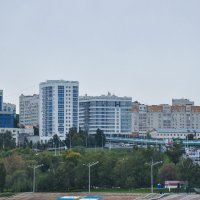 Уфа. Вид с улицы Пугачева. :: Сергей Тагиров