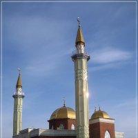 Центральная мечеть города Ижевска :: muh5257