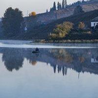 одинокий рыбак :: Максимус Кунгурский