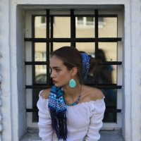 у окна :: Наталья Сазонова
