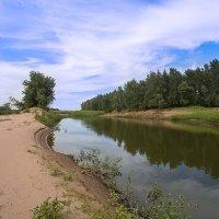 Ахтубинские берега :: Ekaterina Catskaya