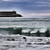 Волна :: Полина Polli