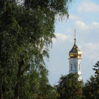 Купол Кафедрального собора... :: Тамара (st.tamara)