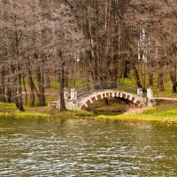 Старый мост :: Владимир Брагилевский