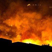 дым и пламя :: Валерий Дворников