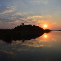 Восход. :: Виктор ЖИГУЛИН.