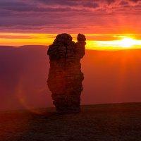 Прощание с Солнцем :: Александр Чазов