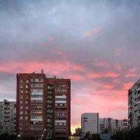 малиновый закат :: Artem72 Ilin