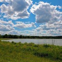Лето на Cелигере :: Александр Горбунов