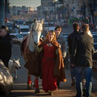 В поисках Принца :: Александр Горбунов