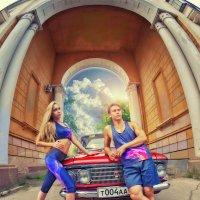 Ретро и современный стиль :: Виталий Лень