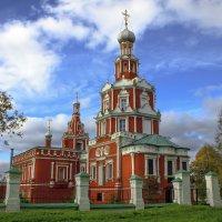 """""""Красота церкви."""" :: victor buzykin"""
