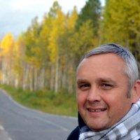 Я и золотая осень!) :: Михаил Поскотинов