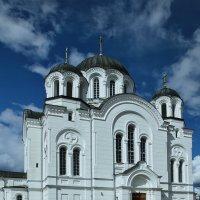 Крестовоздвиженский собор в Спасо-Ефросиньевом монастыре :: Владимир