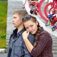 Кристина и Стас :: Кристина Милославская