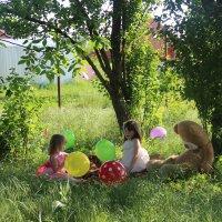 воздушное настроение :: Татьяна Солодовникова
