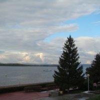Волга.Осень. :: марина ковшова