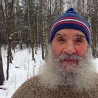 90 лет на лыжах. :: Leonid Volodko