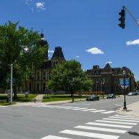 Мы уже в провинции Нью-Брансвик (Канада). :: Юрий Поляков