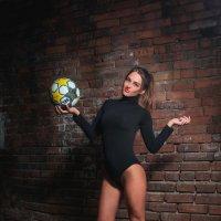 Спортсменка :: Roman Valevsky