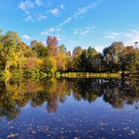 Осень в воду заглянула... :: *MIRA* **