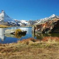 осень в горах, как одно волшебство :: Elena Wymann