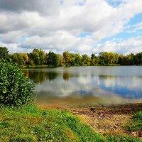 Озеро в окрестностях Космодемьянского :: Маргарита Батырева