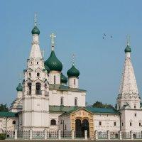 Церковь Ильи Пророка :: Лия Таракина