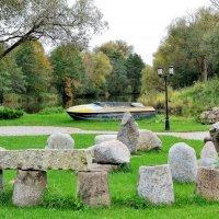 Стоунхендж построили ктойты или кельты, в общем как-то так :: Сергей Крошин