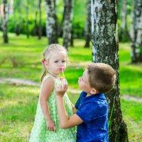 заботливый брат) :: Мария Корнилова