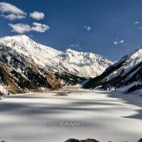Большое Алматинское Озеро (БАО) :: Газиз Садыков