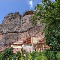 Греция. Монастырь Мега Спилион. :: Jossif Braschinsky