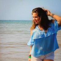 Пляжная фотосессия в Марокко г.Агадир. :: Nadin Largo