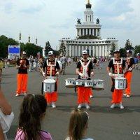 ритм барабанов :: Олег Лукьянов