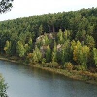Осень на Каменке :: Александр Подгорный