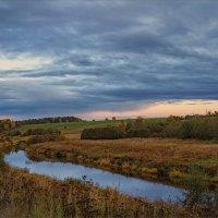 Осенний бархат... :: Александр Никитинский