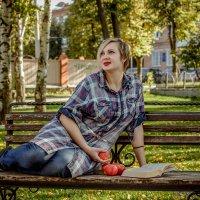 Мечты :: Анна Толмачева