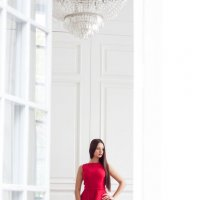 Lady in red :: Катерина Губа