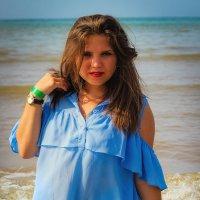 Индивидуальные фотосессии на берегу Атлантического океана в Марокко г. Агадир. :: Nadin Largo