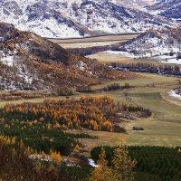 На горы взор, пусть неутомимым будет 20 :: Сергей Жуков