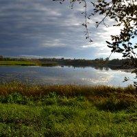 Осенний вечер. :: zoja