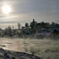 Белое солнце зимы :: Александр Горбунов