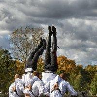 Подпирая небо на скаку ногами :: Alex Sash