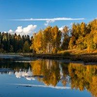 Золотая осень :: Аля