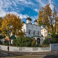 Церковь князя Владимира. :: Сергей Басов