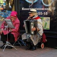 Уличные музыканты :: Светлана Дмитриева