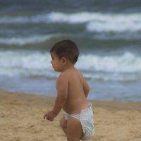 Прогулки по пляжу :: Aleksey Donskov