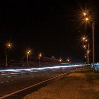 ночное шоссе :: Семен Семеныч *